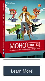 Moho (Anime Studio) Pro 12